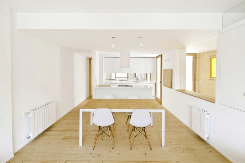 Un refugio urbano - Sergi Pons Architecte